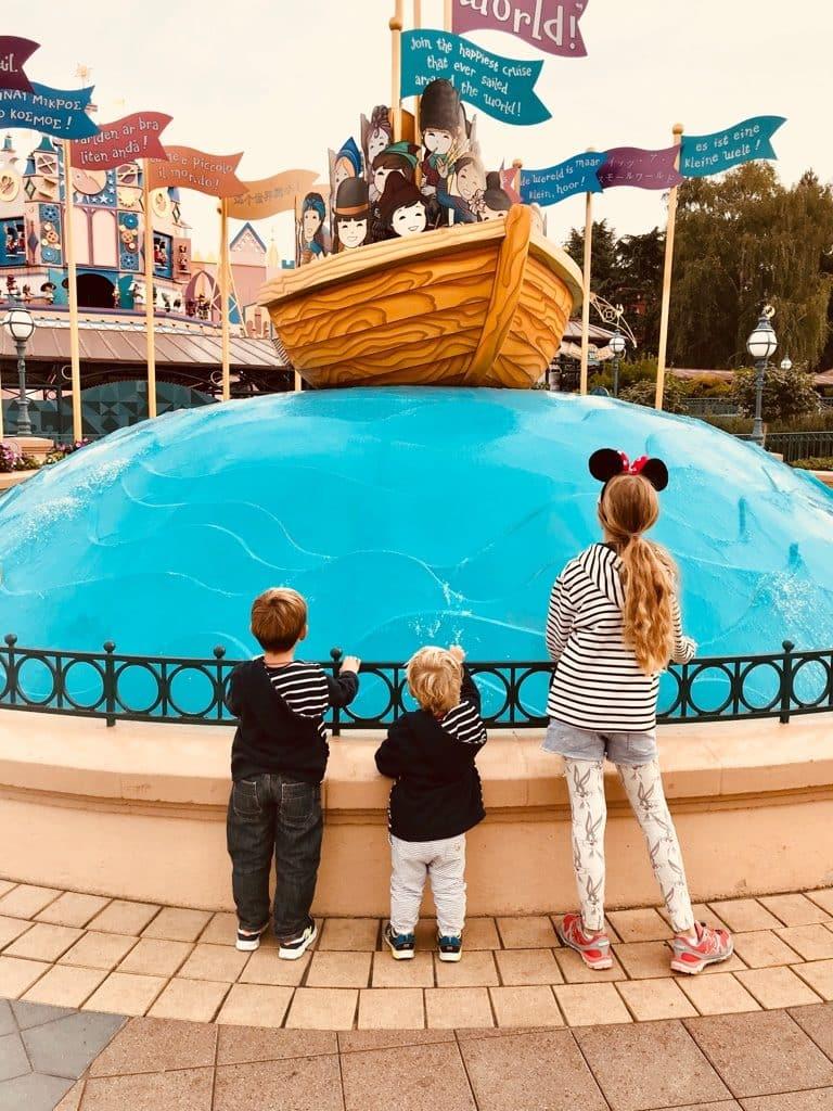 Fun mit Kindern im Disneyland