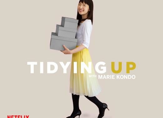 Umzug mit Marie Kondo