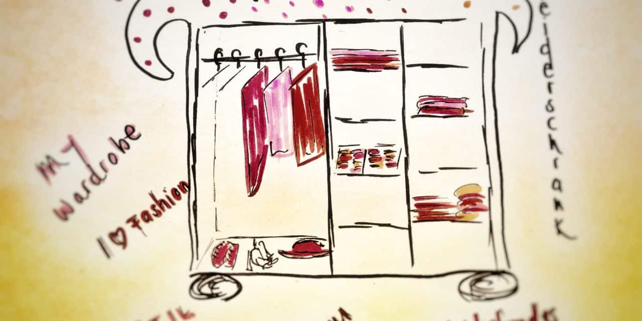 Lieber Kleiderschrank…